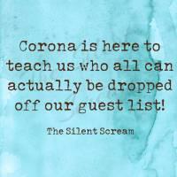 Corona Lessons! 😜🤪