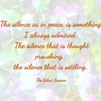 Silence! ✌️😇